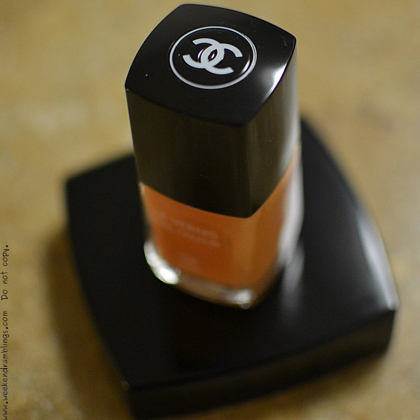 Chanel Spring Summer 2012 Makeup Harmonie De Printemps Collection Nail Polish Colour April May June Le Vernis Swatches