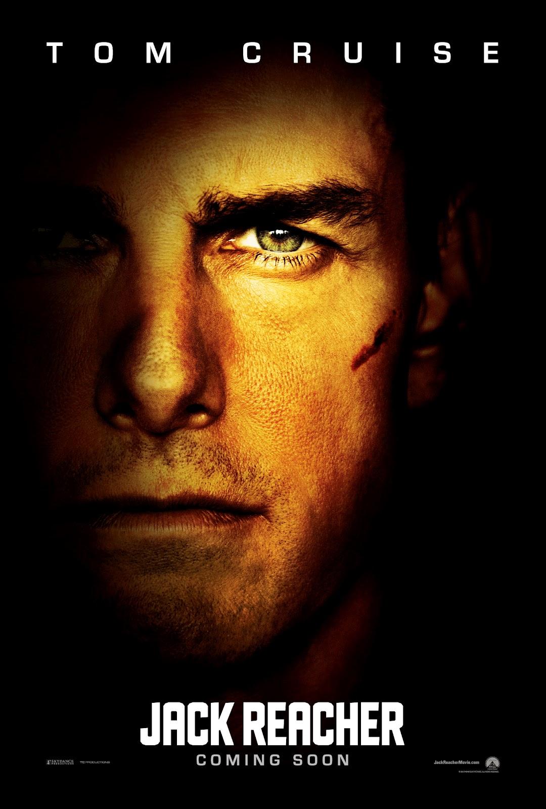 Pósters y tráilers de 'Jack Reacher', con Tom Cruise - No ...