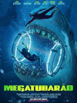 Megatubarão - Full HD Legendado Filmes Torrent Download capa