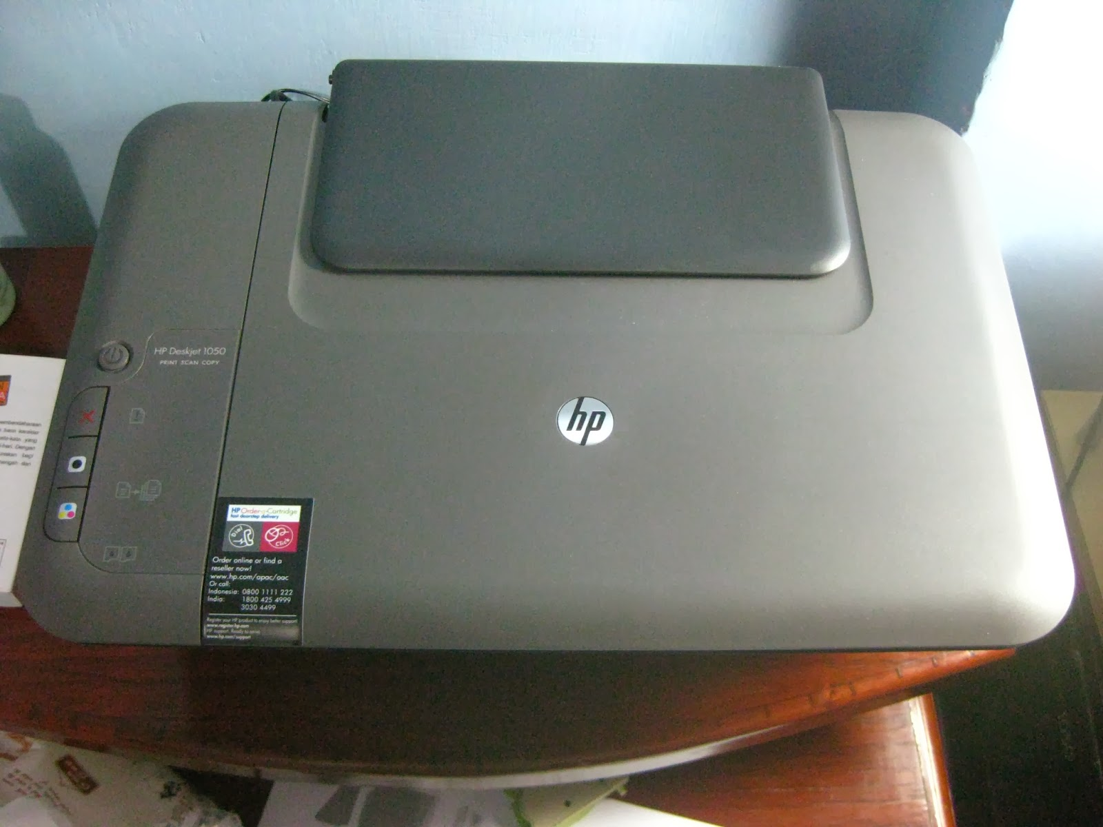 hp deskjet 1050 scan to pdf
