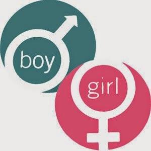 Simbol Laki-Laki dan Perempuan