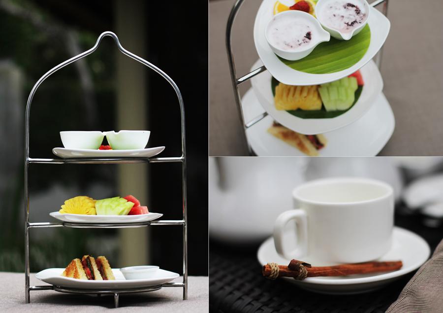kayumanis afternoon tea bali