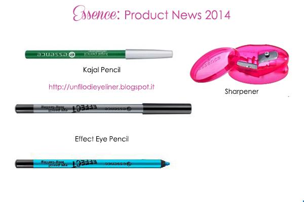 Essence: Novità Collezione Permanente Agosto 2014