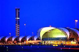 Svarnabhumi Bangkok Airport