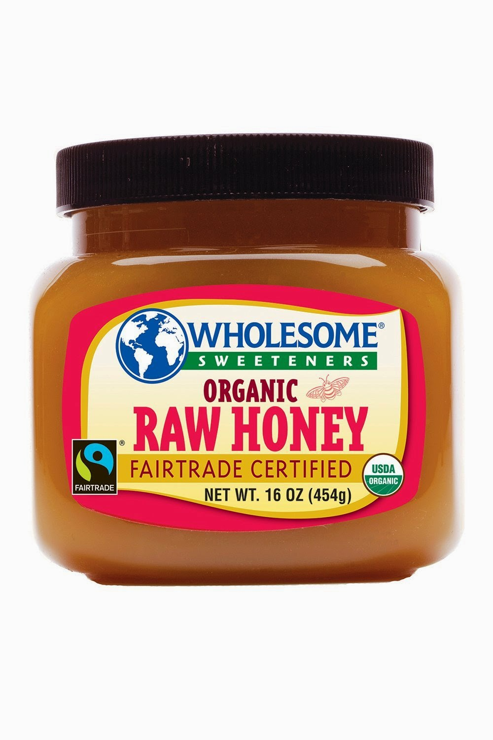 Organic Raw Honey