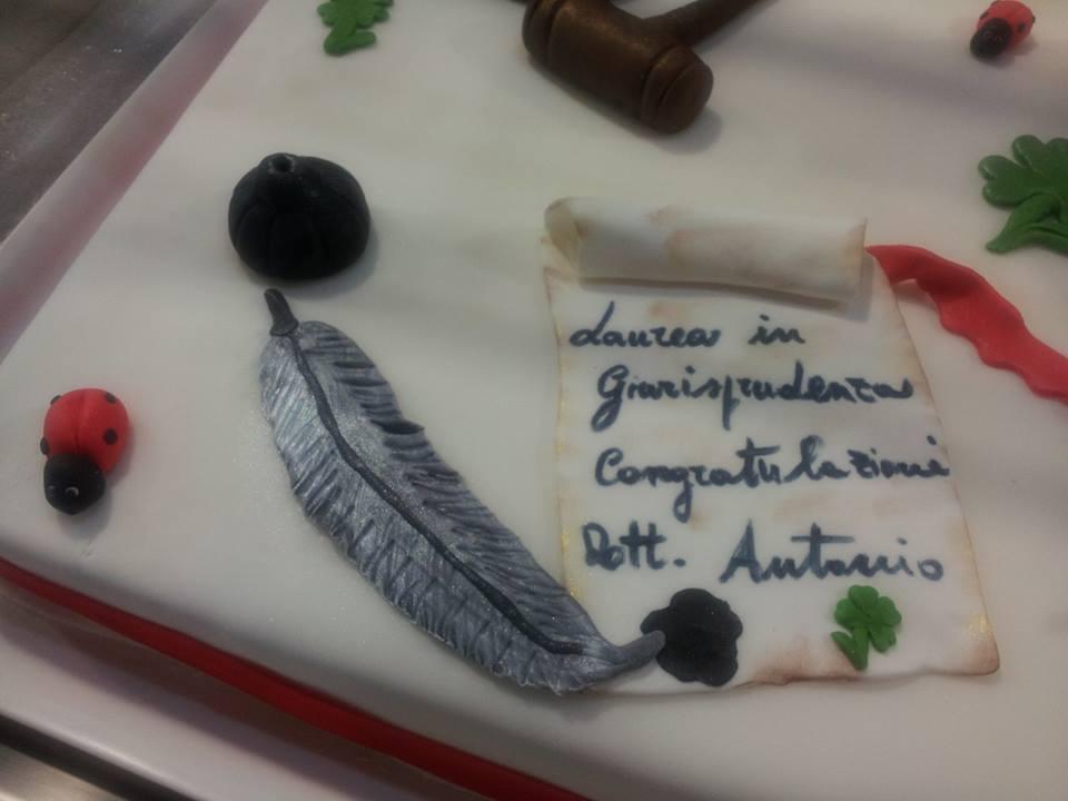 Estremamente ZuccheroMania: Torte laurea KL17