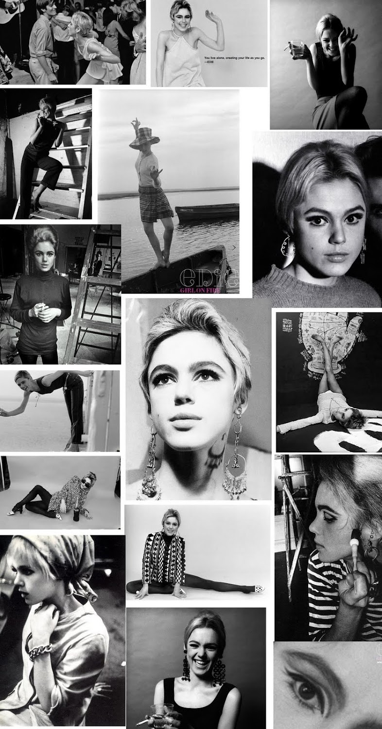 Edie Sedgwick: The Girl on Fire…