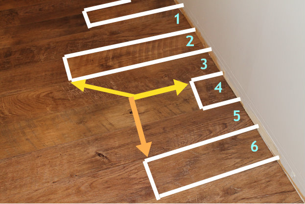 How To Stagger Vinyl Plank Floors Apps Directories