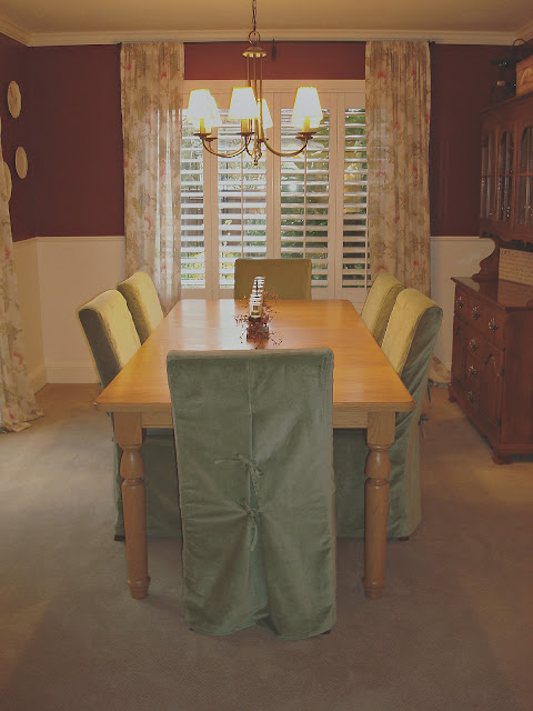 dual purpose dining room - morganize with me - morgan elayne tyree
