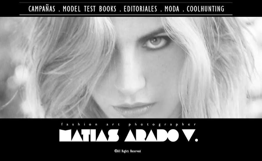 matias arado v. fotografia de moda  - campañas - model test books - editoriales - coolhunting
