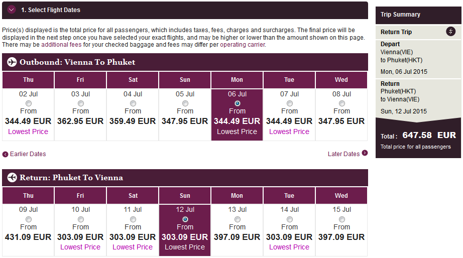 Promocja The Qatar Airways Globetrotter