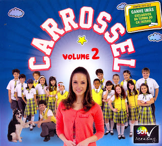 Carrossel+ +Vol.2+(Frente) Download Cd Carrossel   Vol.2 (2012)