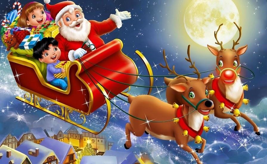 Merry Christmas Whatsapp Image