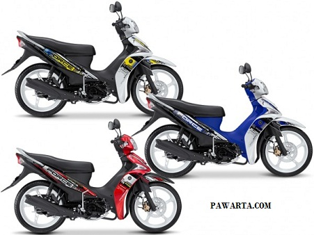 Spesifikasi dan Harga Yamaha Vega Force Fi