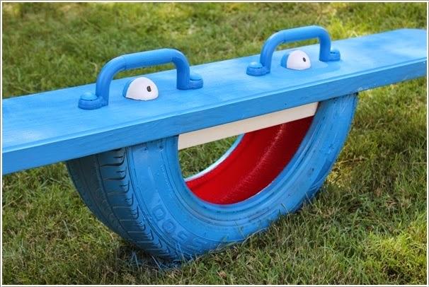 http://myfixituplife.com/DIY/2013/05/kids-project-tire-totter/