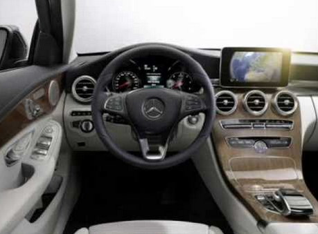 2017 Mercedes Benz C300 Bluetec Hybrid