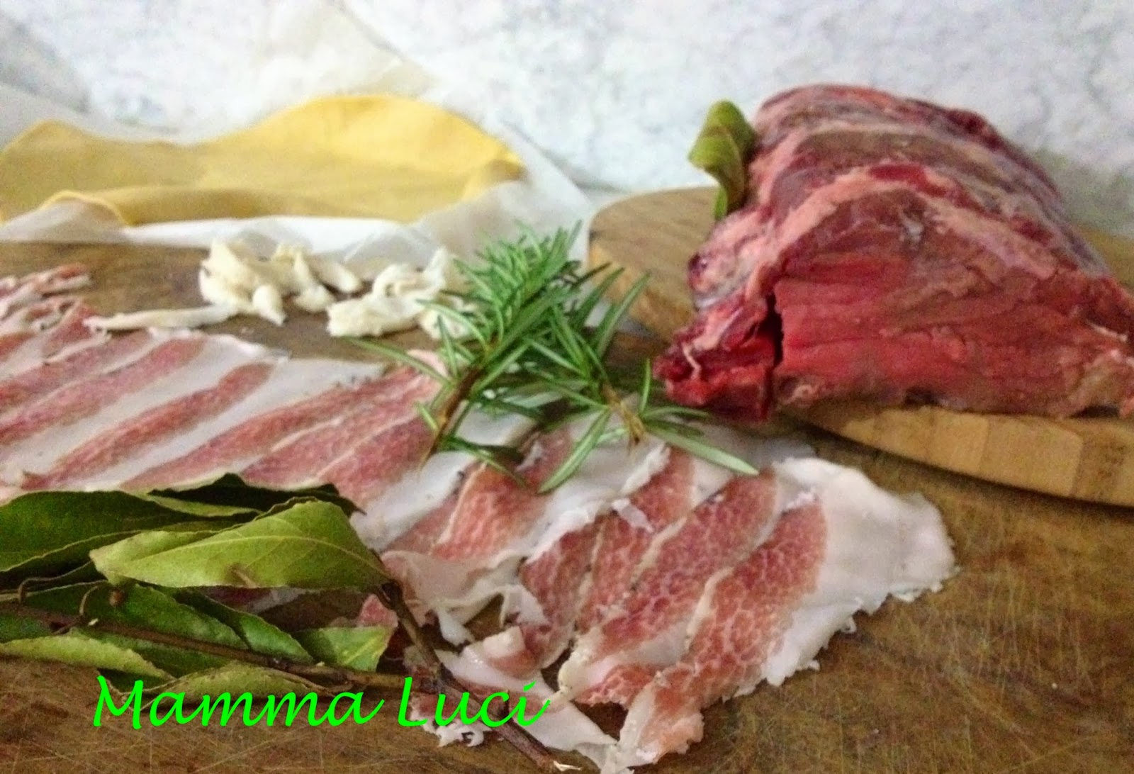 #filetto in #crosta #arrosto #wellington Filetto alla Wellington