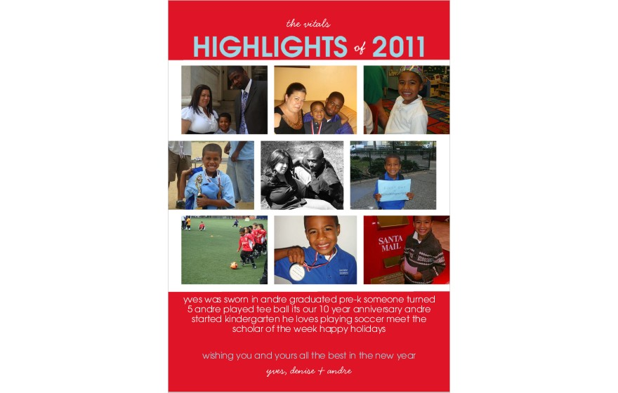 Shutterfly Holiday cards Review & Flash Giveaway! - Boyz Rule Our World