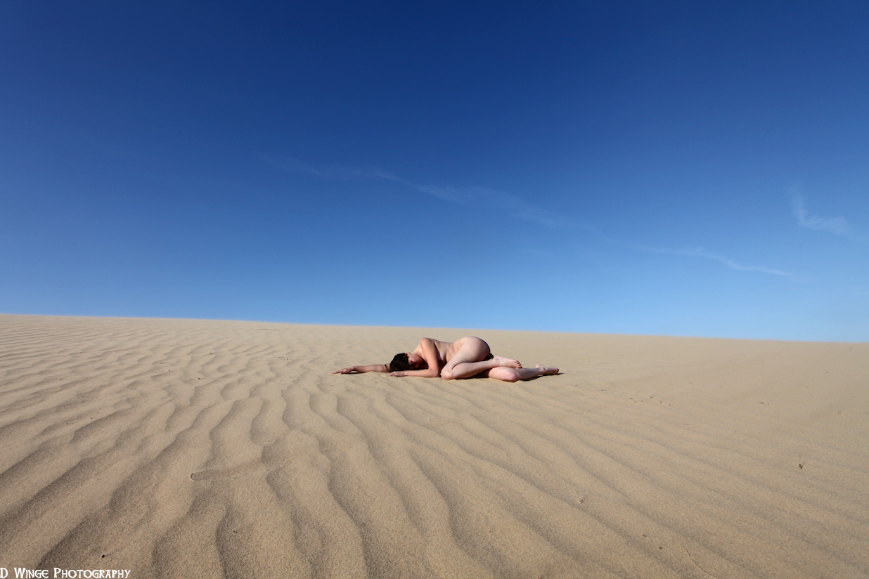 Desert Art Nude: Muse