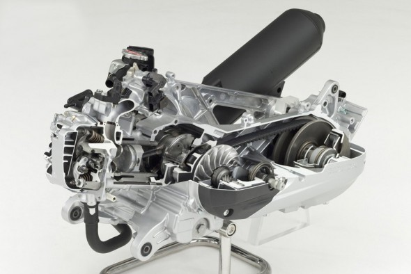 Honda Scooter Engine