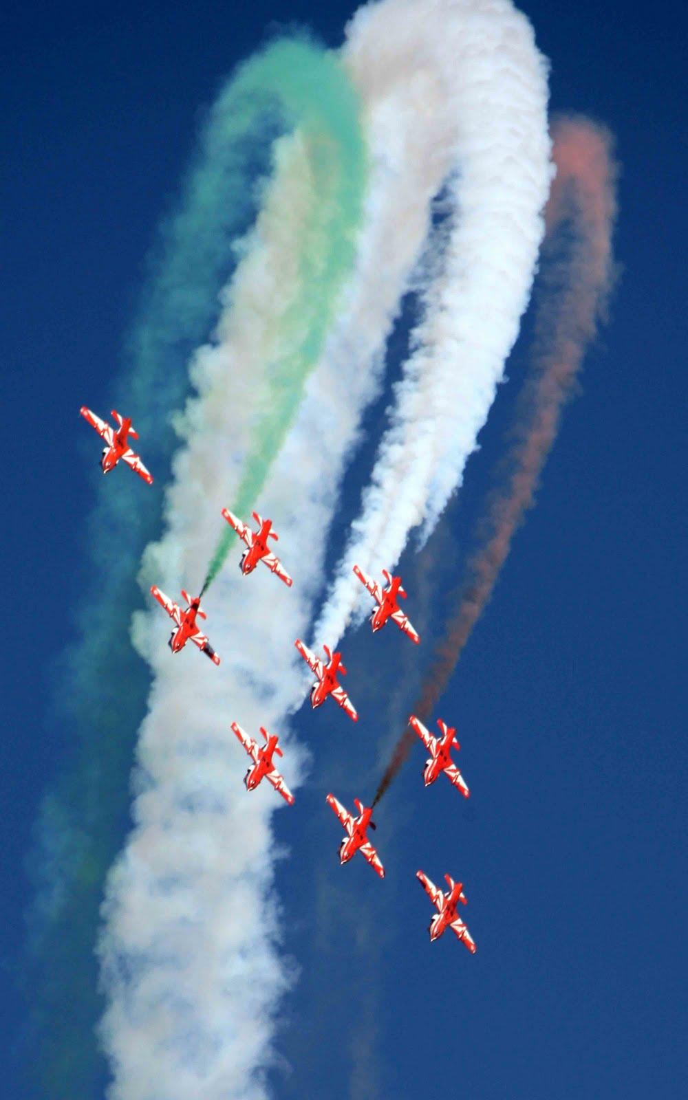 broadsword: 21 more hawks for iaf's surya kiran aerobatics display team