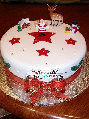 Unusual Christmas Cake Design : MuyAmeno.com: Tortas de Navidad, parte 2