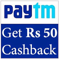 PayTm - Free Rs 50 Cashback on Rs 50 On Mobile Recharge [Superb Offer] www.codertrick.com