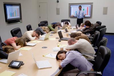 Tips Melawan Rasa Jenuh dalam Dunia Kerja