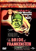 La novia de Frankenstein (The Bride of Frankenstein)(1935)