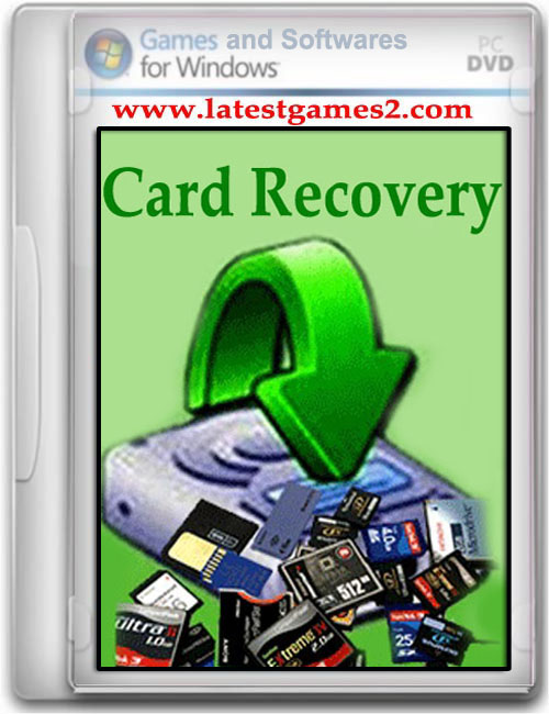 Free Download CardRecovery 6.10 Build 1210 Full Version