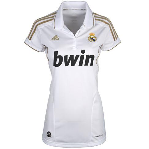 camiseta mujer Real Madrid