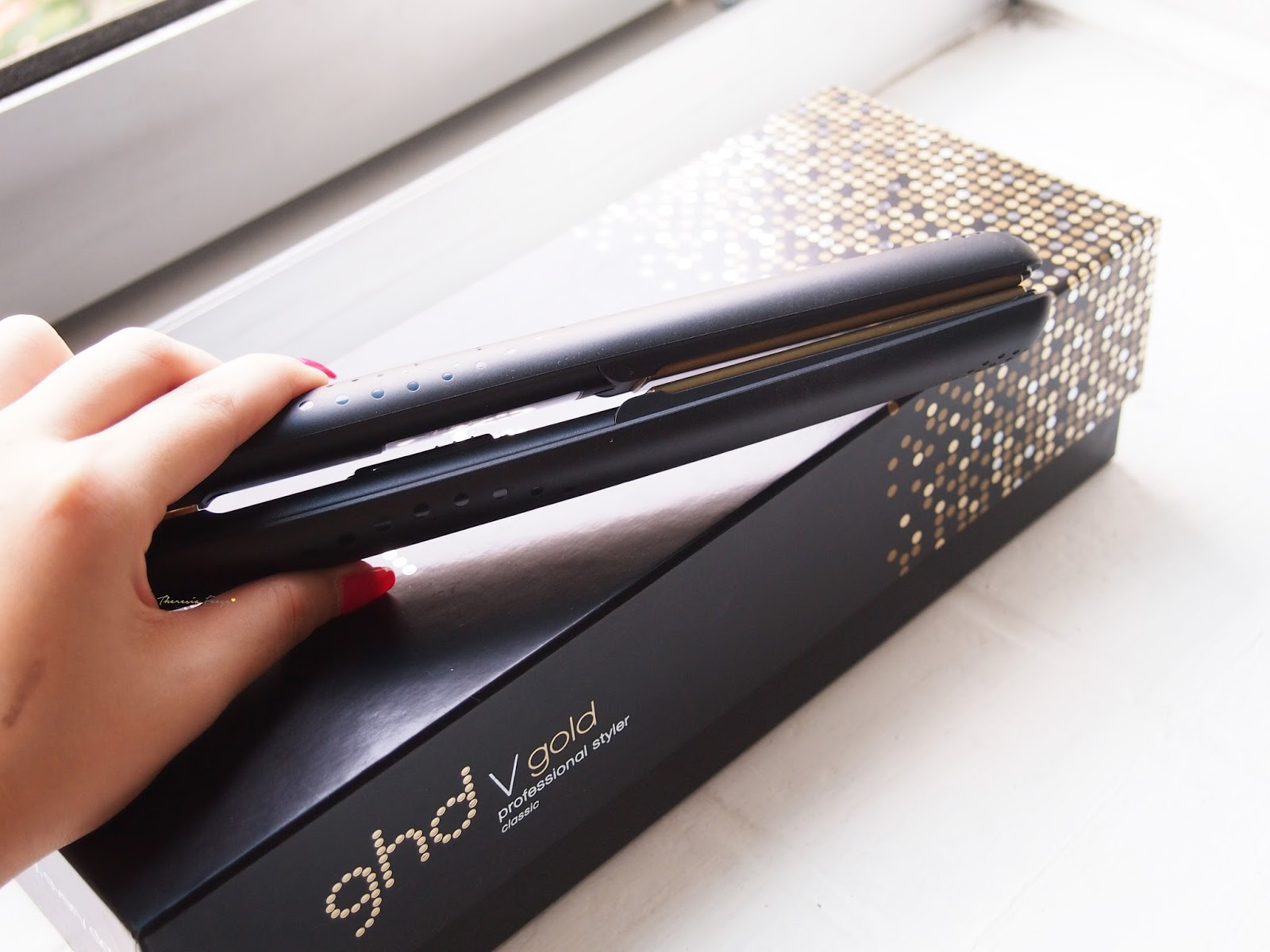 ghd v gold classic series hair styler is the best hair styling tools ...