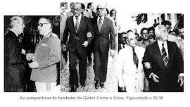 Roberto Marinho exaltou a Ditadura Militar