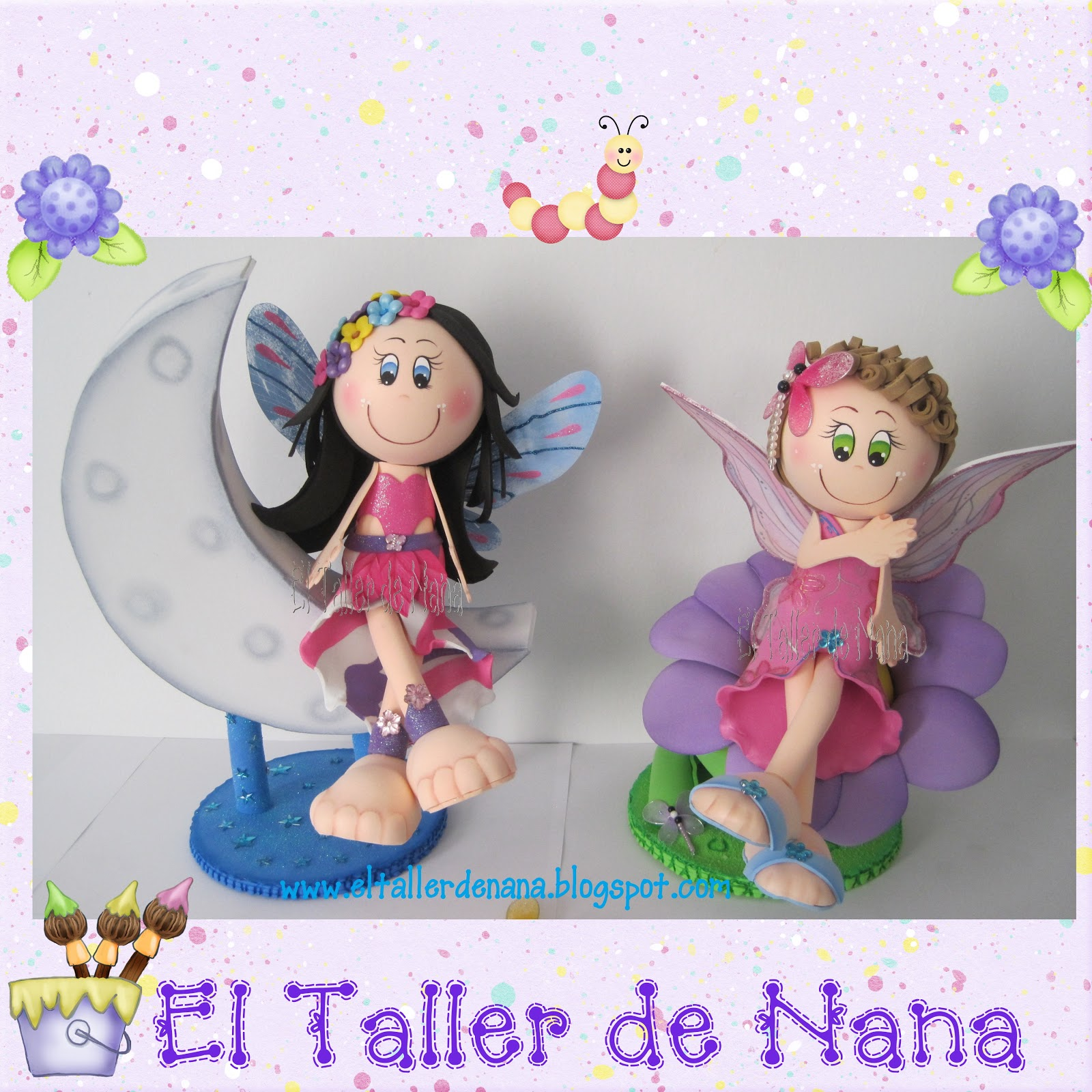 El Taller de Nana: noviembre 2012