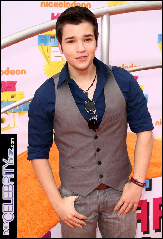 The gallery for --> Nathan Kress Biceps