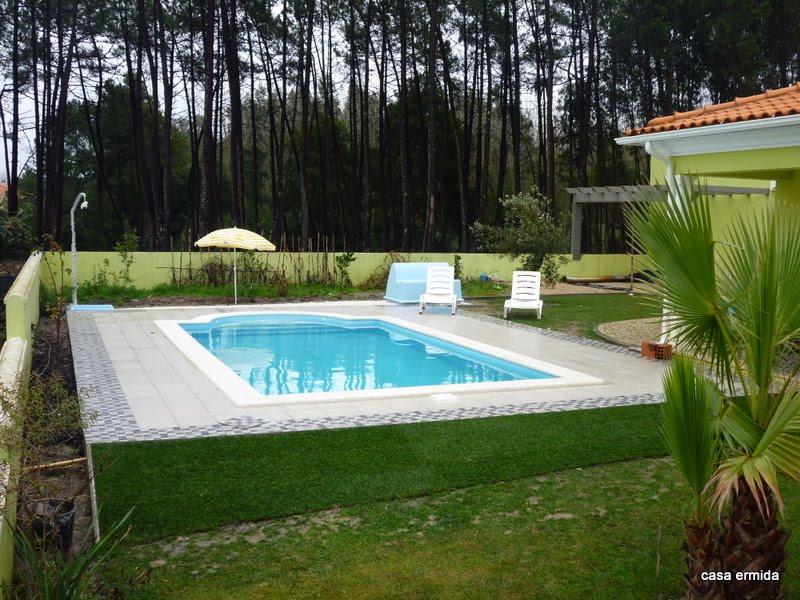 Ermida la piscine de la maison - La maison de la piscine ...