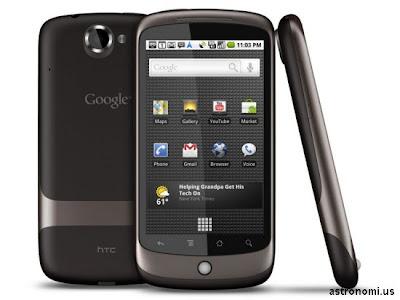 NASA Android Phone