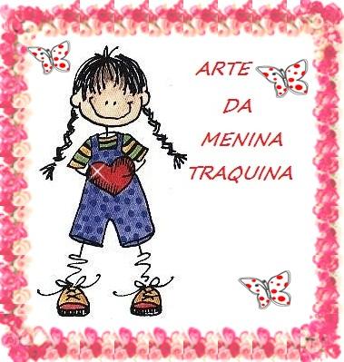 arte da Menina traquina