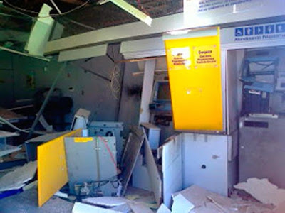 Bahia soma 70 ataques a bancos neste ano, diz sindicato.