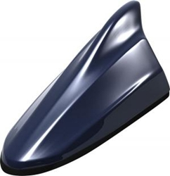 FDA4H-B589P Honda Shark Fin Antenna in Premium Blue Moon Pearl