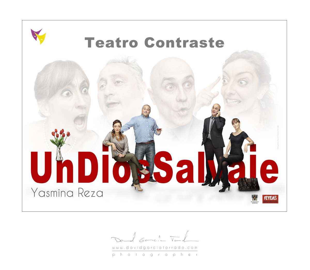 Teatro Contraste Villaviciosa _ David Garcia Torrado International photographer Asturias Madrid Munich advertising Work