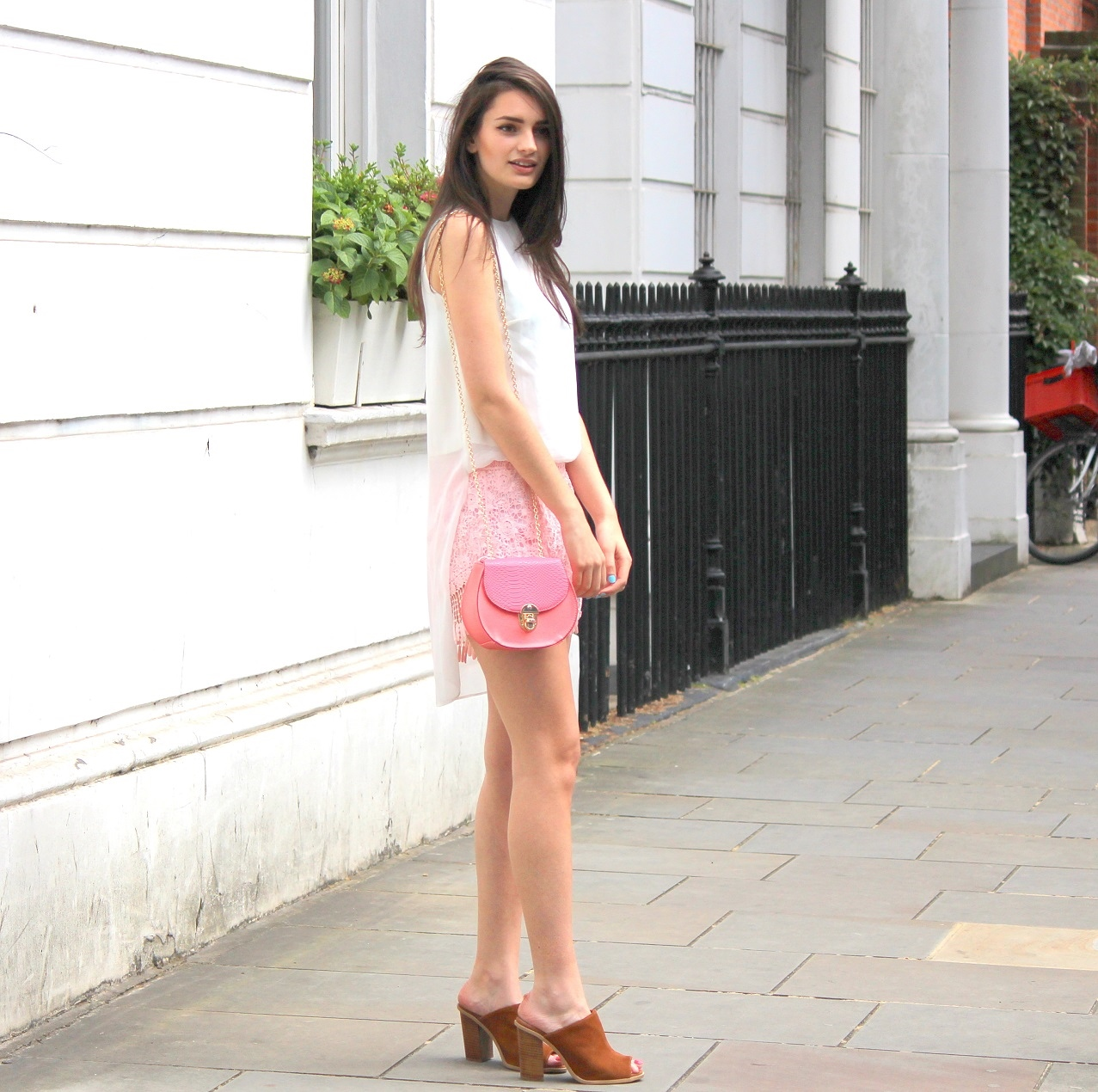 peexo fashion blogger london heatwave