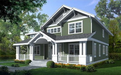Beautiful Craftsman House Plans