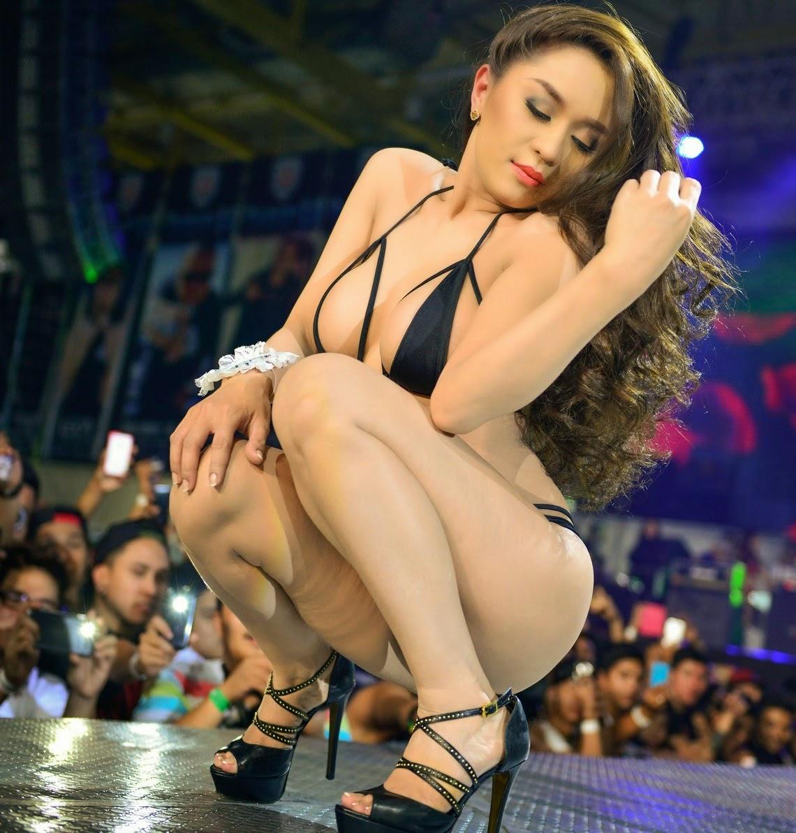 dutdutan 2014 sexy tribal bikini contest pics 02