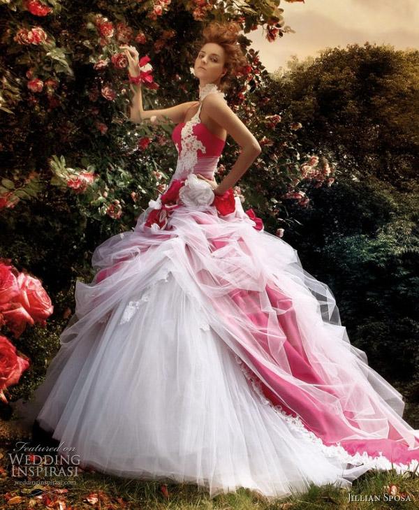 English Bridal Dresses