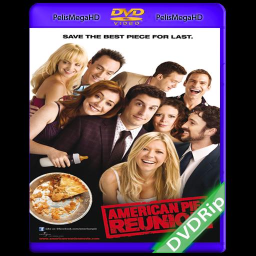 American Reunion (2012) DVDRip Español Latino