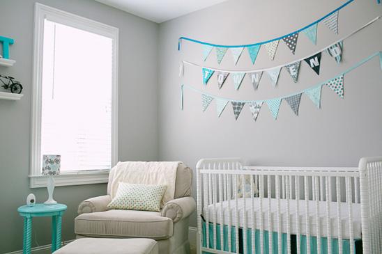 Cinza uma nova cor para o quarto do bebê! Jeito de Casa  ~ Tinta Rosa Quarto