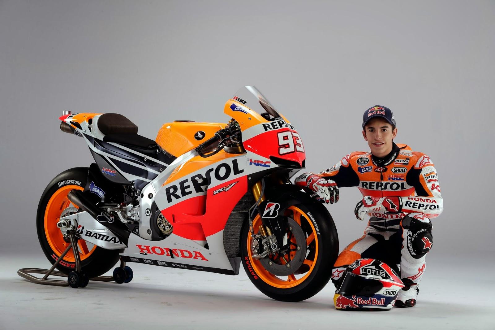 Sports Scandal: Marc Márquez youngest world champion in MotoGP