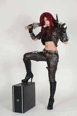 Katarina Cosplayer
