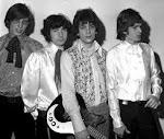 Pink Floyd con Syd Barrett